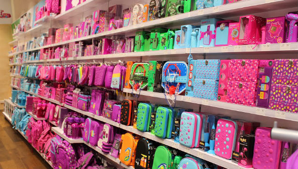 Australian Stationary Brand Smiggle Open Uk Head Office