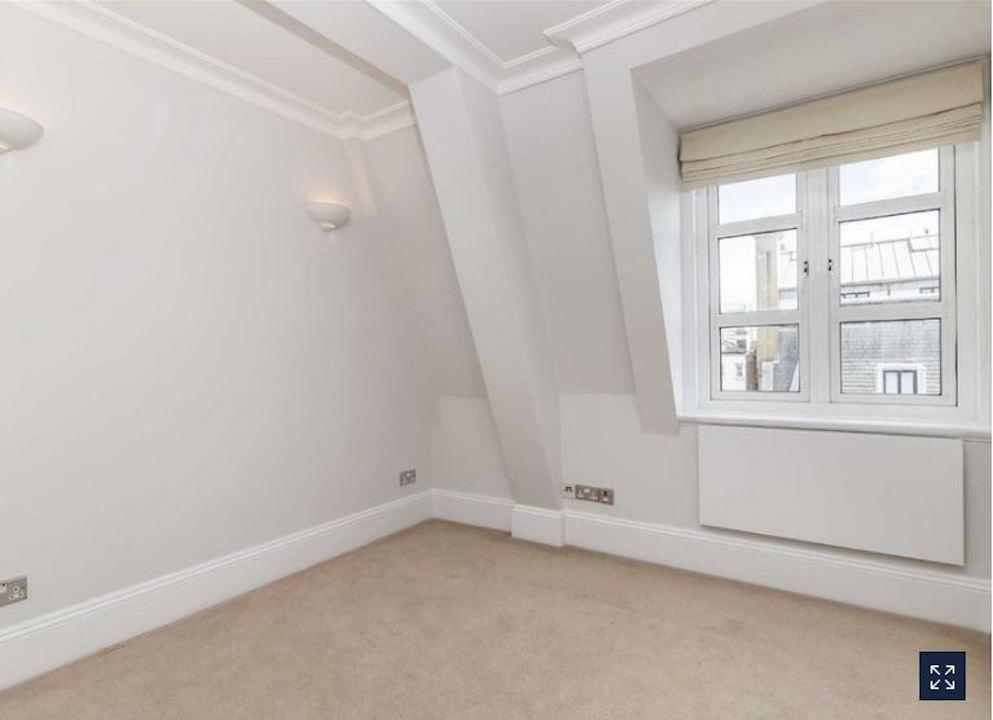 Flat 22 Rossetti House Bedroom 1